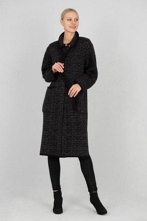 Пальто (лен+п/ш)