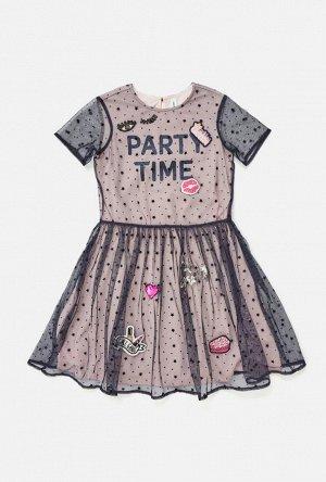 Платье детское для девочек Byenos ассорти