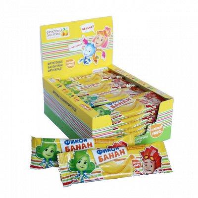 Фруктовая энергия. Батончики, орехи, мюсли. Новые вкусы !    — Коробками! — Конфеты