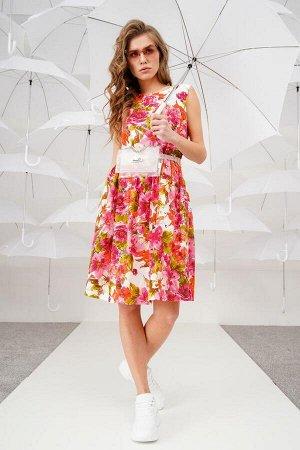 Красивое платье на лето 48 размер