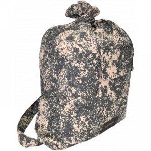Мешок вещевой солдатский (палаточная ткань) HS-РК-7 желтая цифра