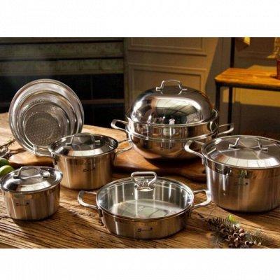 ✅ Happycall / Корейская посуда ❗  — Серия S Master. Для всех видов плит! — Кастрюли