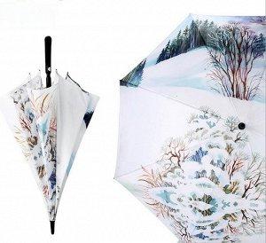 Очень красивый зонт
