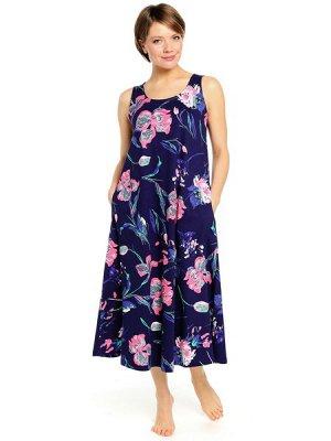 N033-2 Платье  (46-58 р) (46) 4680408065618   46