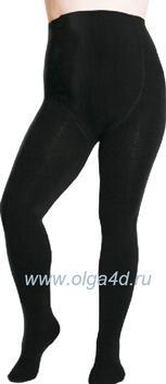 Ольга4D Колготки для беременных Модель CLB483 400den (рост 158-176) черный