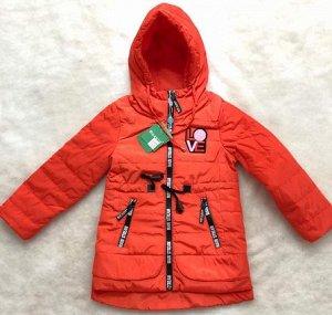 Куртка парка д/д дем. Raskid арт. R-52 (110-134; желаемую расцветку укажите при заказе)