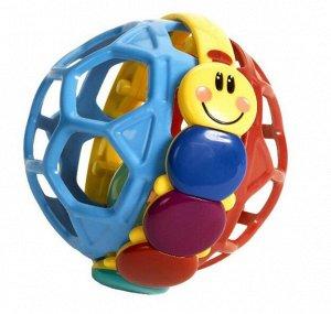 Мяч погремушка