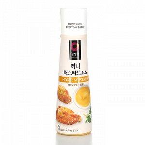 """Соус """"Honey mustard sauce"""" (горчично-медовый) 320 г"""