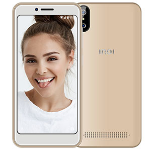 Смартфон INOI 3 Lite, 3G, 8Gb + 1Gb Gold