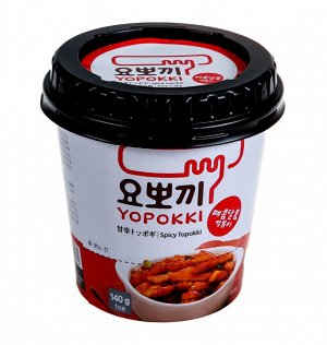 Рисовые клецки с острым-сладким соусом 140 г, стакан