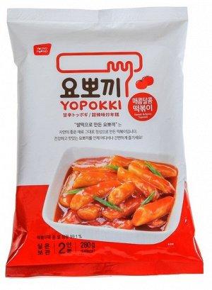 Рисовые клецки с остро-сладким соусом 280 г