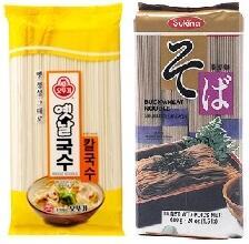 Только Корея, лапша, соусы, снеки. поступление! — Лапша пшеничная, гречишная, фунчоза — Бакалея