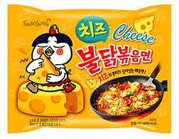 Лапша со вкусом острой курицы и сыра 140 г