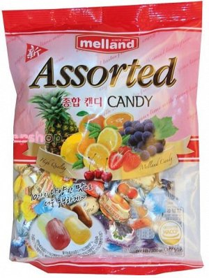 "Карамель ассорти ""New Assorted Candy"" 300г"