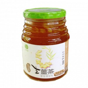 Имбирь с медом 580 г