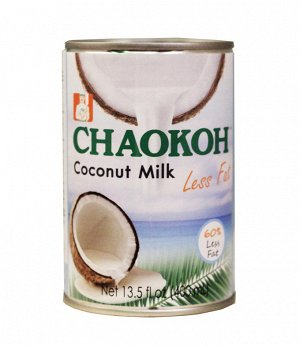 Кокосовое молоко CHAOKOH лайт