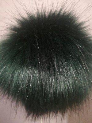 Бубон меховой. Тзеленый.