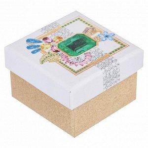 Подарочная коробочка для украшения