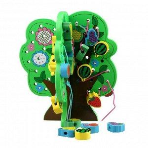 Шнуровка - дерево