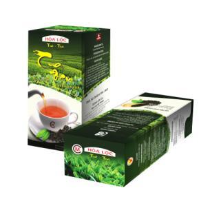 Чай черный Черный чай  HOA LOC (Хоа Лок)  Вьетнамский черный чай от известной марки ME TRANG имеете приятный мягкий вкус. Чай обладает тонизирующими свойствами, а также имеет красивый, розоватый оттен