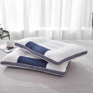 Подушка В основе данной подушки используются массажные частицы, которые обеспечивают правильную поддержку головы во время сна, улучшают кровообращение, снимают мышечные боли и улучшают качество сна. Г