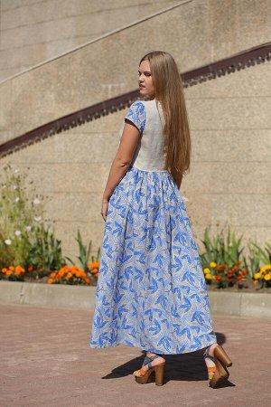 Платье Натуральный