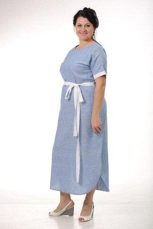 Платье Полоска