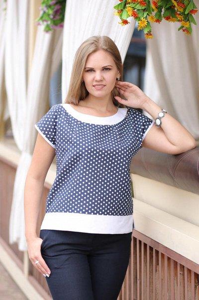 Шикарный Лён на каждый день      — Блузы, топы — Рубашки и блузы