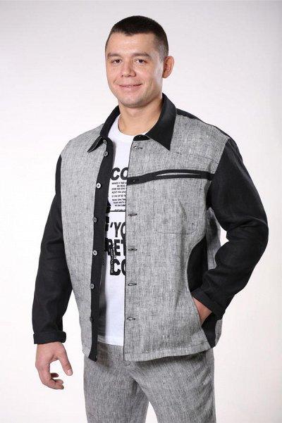 18 - Шикарный Лён на каждый день    — Мужская одежда — Одежда