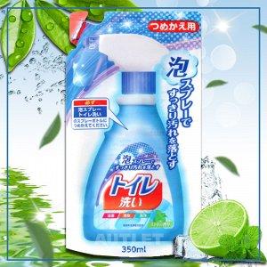 """""""Nihon Detergent"""" Чистящая спрей-пена для туалета, (запасной блок)"""
