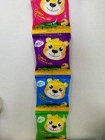 """Влажные салфетки""""Koido"""" с фруктовой эссенцией, 12 штук"""