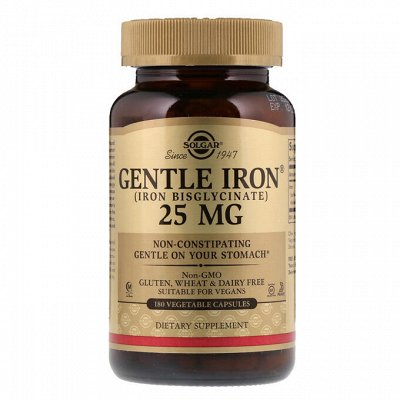 Хиты органики! Витамины, натуральные товары из США! — Железо — Витамины, БАД и травы