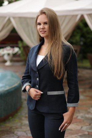 Жакет Темно синий