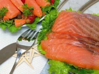 Корюшка Охотская - очень вкусная 2021 г вылова — Рыбка семужного посола — Соленые и копченые