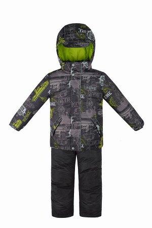 Комплект демисезонный (куртка+полукомбинезон)