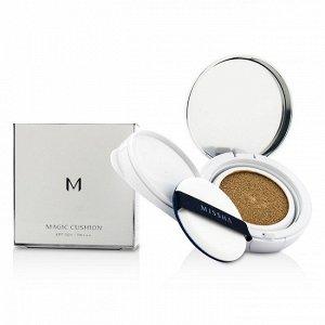 Missha Magic cushion cover lasting spf50+ pa+++ #23 - Тональный крем-кушон для стойкого макияжа