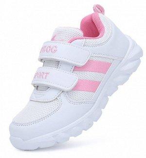 Красивые белые кросовочки