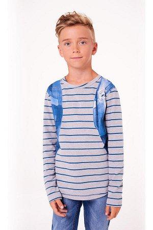 #56339 Джемпер детский Серый