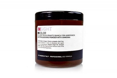 ☘INSIGHT ☘Профессиональная биокосметика для волос из Италии  — INSIGHT.  INCOLOR Обесцвечивание и Протеиновый активатор — Окрашивание и освеление