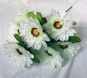 Цветы искусственные (букет из 7 цветов)