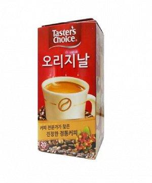 Кофе растворимый Tasters Choice Original, Корея, 20*12 г