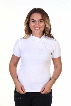 Белая футболка, 42 р-р, S