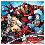 """87967 Салфетки """"Мстители-2/Mighty Avengers"""", 33х33, 20 шт."""