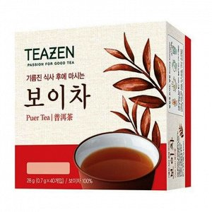 Чай Пуэр «Puer Tea» 0,7г*40п