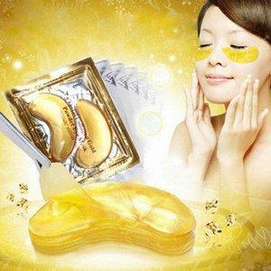 Патчи Коллагеновые для глаз с Био-золотом Belov Collagen