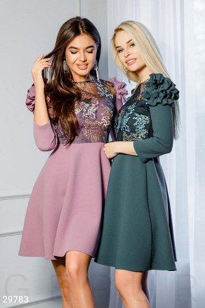 Платье,цвет пыльной розы
