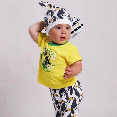 ЖАНЭТ - распродажа+новинки! Одежда детям р. 56-146 — МАЛЬЧИКИ - футболки, шорты (р. 62-128) — Футболки