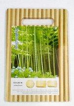 Разделочная доска, бамбук.