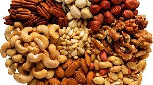 Сундук орехов и сухофруктов. — Орехи по 1кг — Орехи