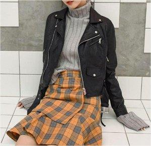 Куртка женская цвет; ЧЕРНЫЙ